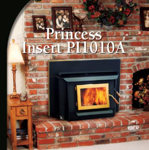 Bowdens Wood Burning Fireplace Inserts