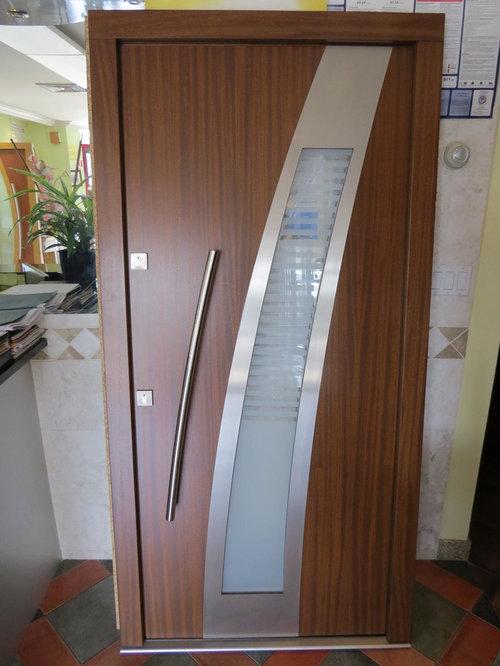 Modern exterior doors contemporary exterior doors for Front door models