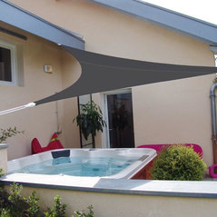 Jardindeco poitiiers fr 86000 - Voile ombrage terrasse ...