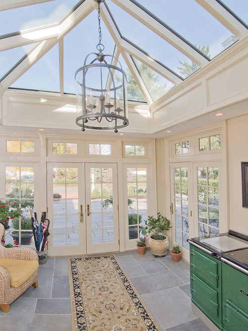 Luxury sunroom design ideas renovations photos with a for Victorian sunroom designs