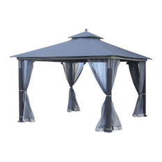 marquee 3x3m non permanent gazebo instructions