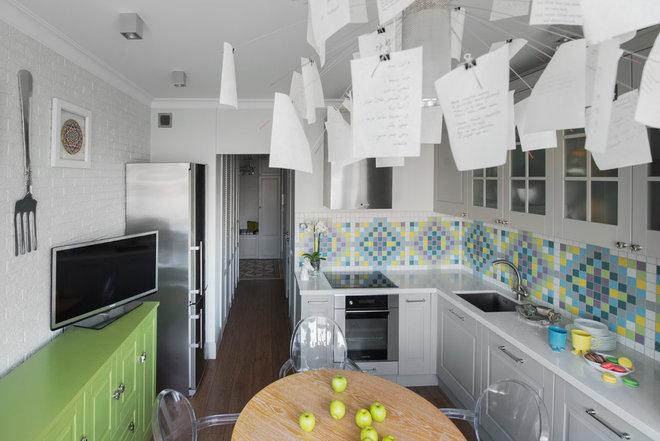 Eclectic Kitchen by Инна Величко