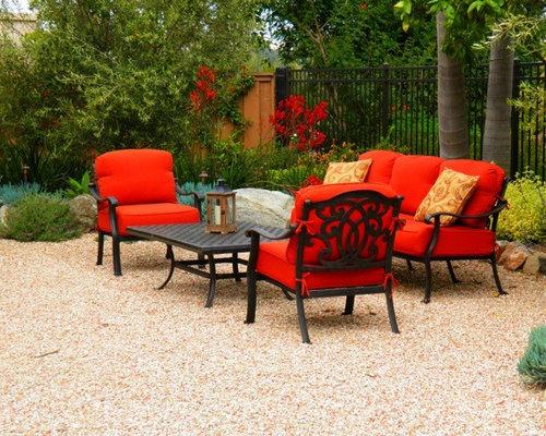 photos et id es d co de terrasses petit budget avec du. Black Bedroom Furniture Sets. Home Design Ideas