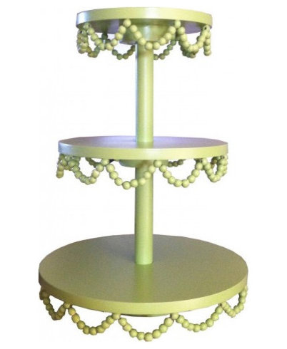 Modern serveware by etsy for Pretty cake stands
