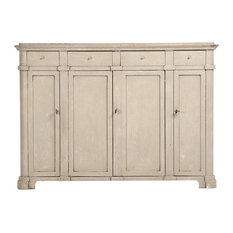 ... Country Reclaimed Natural Pine Chest - Accent Chests And Cabinets
