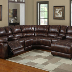 Homelegance Homelegance Viewers Sectional Sofa In Rich