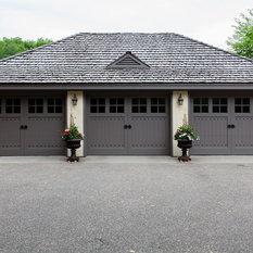 Traditional Garage Doors And Openers Houzz