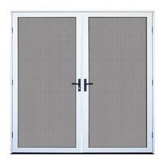 Screen doors houzz - Meshtec screen door ...