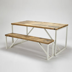 Find industrial table from homesense products on houzz for Coffee tables homesense