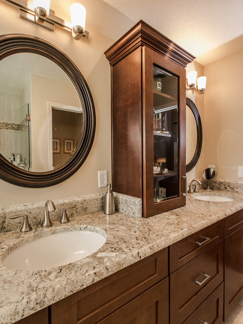 Traditional orlando bathroom design ideas remodels photos for Bath remodel orlando