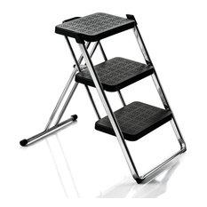 moderne leitern tritthocker teleskop und trittleitern. Black Bedroom Furniture Sets. Home Design Ideas