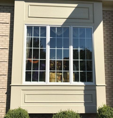 Installing Andersen Windows And Decorative Window Trim In