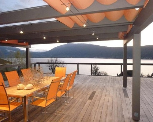Retractable Shade Cloth Home Design Ideas, Pictures ...