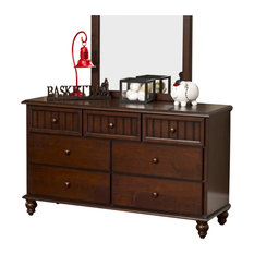Shop matching nightstands and dressers products on houzz for Bedroom set with matching desk