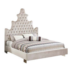 Acme Furniture Honesty Bed Plush Eastern King Enhance Your