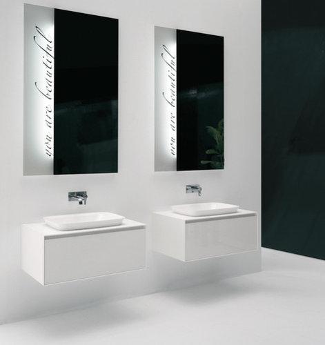 Popular Lupi Back Lit Mirrors Modern Bathroom Mirrors Vancouver  Bathroom