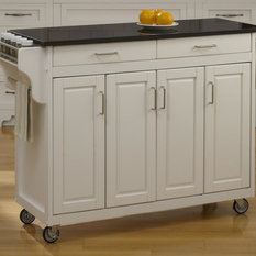 Contemporary Kitchen Islands And Carts Houzz