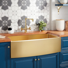Signature Hardware Atlas Farmhouse Kitchen Sink