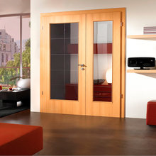 BEECH LAMINATE DOORS