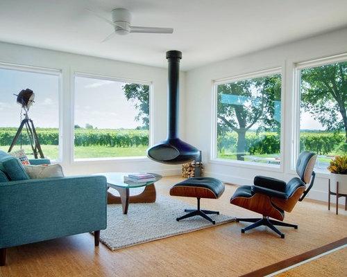 New York City Mid Century Modern Design Inspiration