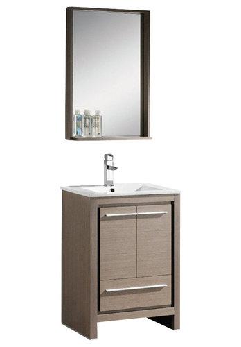 Drawer soft closing hardware white ceramic sink countertop and - Wooden Freestanding Single Sink Bathroom Vanities Houzz