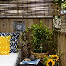 Сон в летнюю ночь: Как обустроить спальню на балконе?