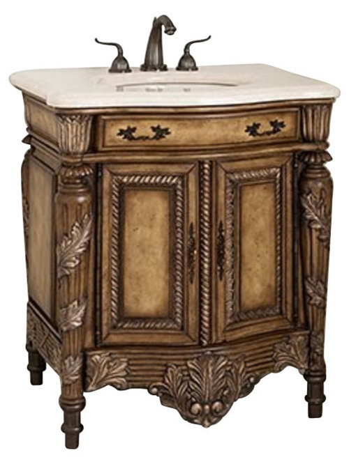 Victorian Bathroom Sink : Victorian Bathroom Vanities With Sinks Included Bathroom Vanities ...