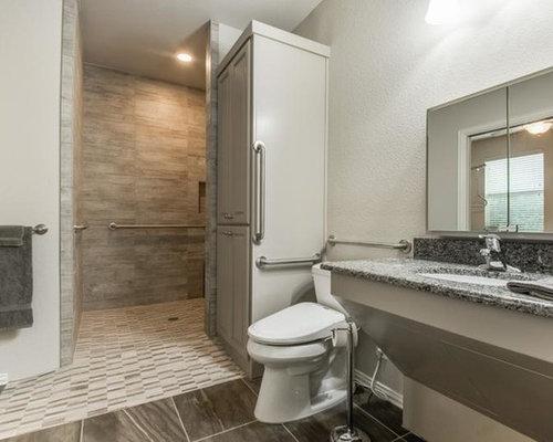 Ada compliant bathroom bedroom and outdoor living space for Ada bedroom