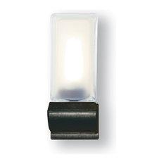 Luminaire ext rieur contemporain for Applique exterieur zinc
