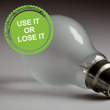 Lose It: How to Get Rid of Old Light Bulbs