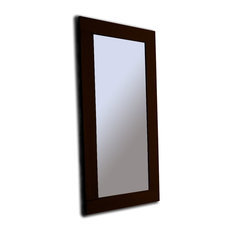 8 ft tall mirrors houzz for 6 foot floor mirror