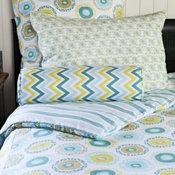 Suzani Teal Kids Bedding Collection