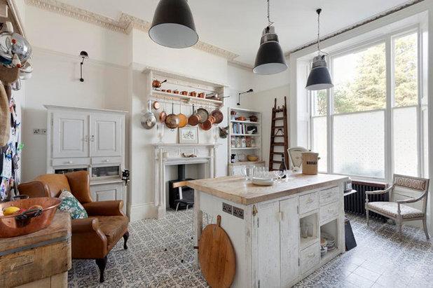 Antique Style Kitchen Cabinet Door Handle Drawer Pulls 96mm Hardware ...