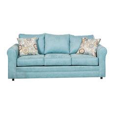 Turquoise Sofas Amp Couches Houzz