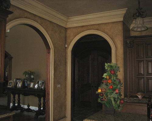 Glazed Crown Molding : Glazed crown molding home design ideas pictures remodel