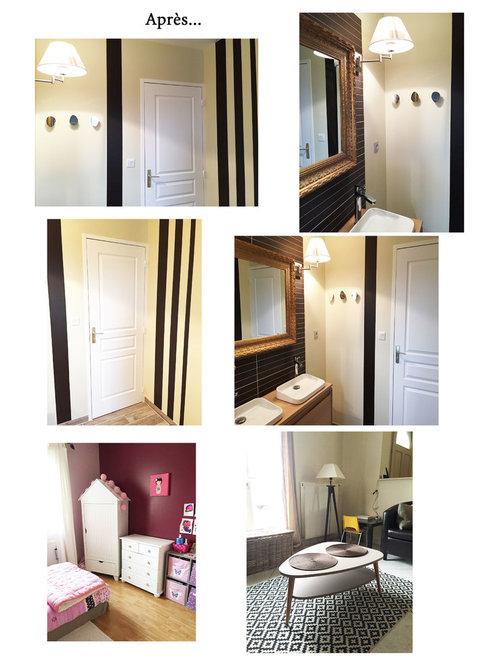 R novation salle d 39 eau et meubles - Meuble salle d eau ...