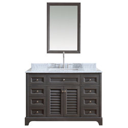 Beach Style Bathroom Vanity
