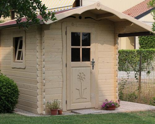 Recensioni casetta in legno da giardino la pratolina… design e ...