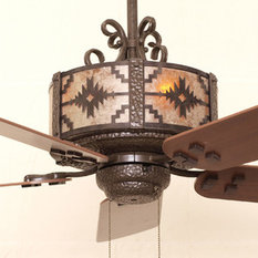Eclectic Ceiling Fans Houzz