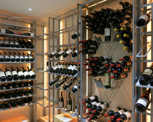 Modern Wine Cellar Glasgow SaveEmail