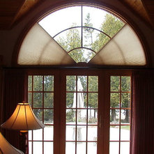 Operable Window Treatment For Large Half And Quarter