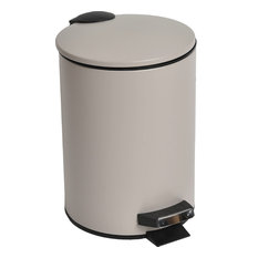 Shop Bathroom Trash Can With Lid Products On Houzz