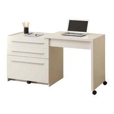 Desks with Wheels | Houzz