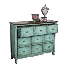 Natural Finish Accent Chests and Cabinets | Houzz