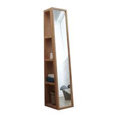Placards et tag res de salle de bain contemporains - Placard miroir salle de bain ...