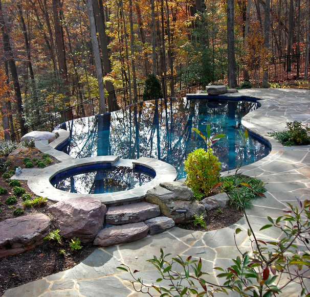 pools spas and hot tubs
