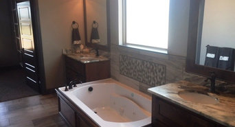 Architects building designers in oklahoma city for Bathroom remodel norman ok