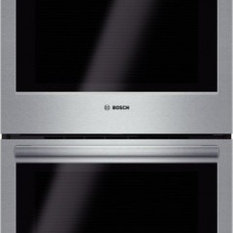 bosch double oven cleaning instructions