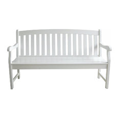 shop outdoor bench products on houzz Farmhouse Table Plans Farmhouse Bench Plans