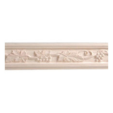 Midcentury molding and trim houzz for Clamshell door casing